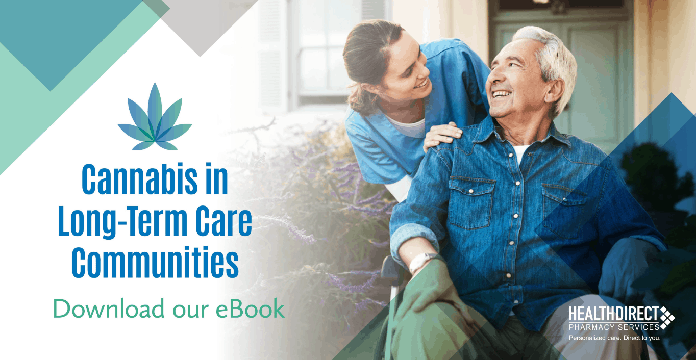 cannabis long-term care communities
