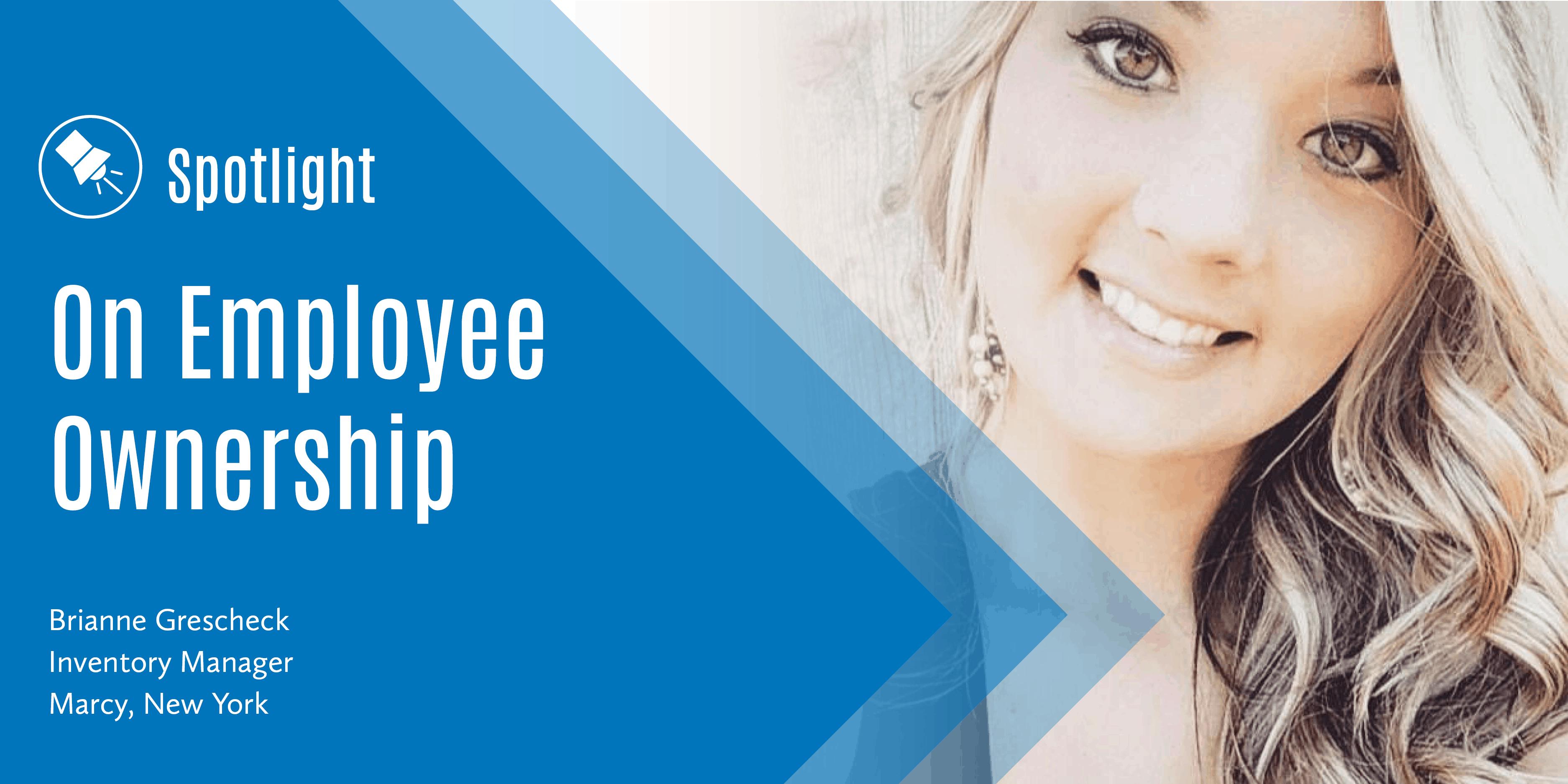 HealthDirect Spotlight on Employee Ownership – Brianne Grescheck